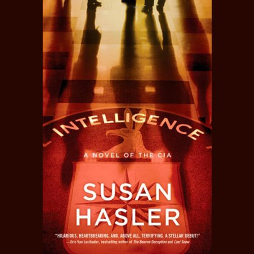 『Intelligence: A Novel of the CIA』のカバーアート