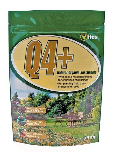 Vitax Q4 Engrais pre-Planting + 0,9 kg