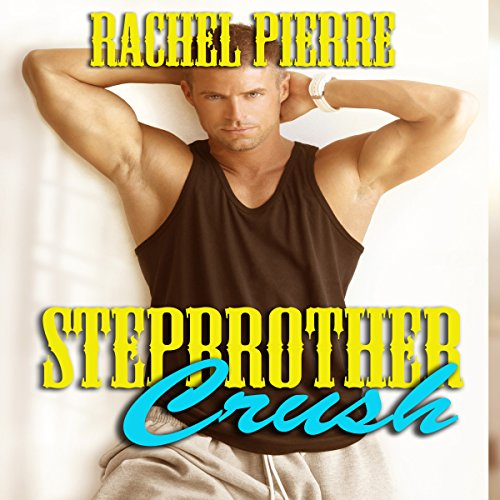 Stepbrother Crush audiobook cover art