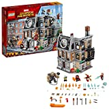 LEGO Marvel Super Heroes Avengers: Infinity War Sanctum Sanctorum Showdown 76108 Building Kit (1004 Pieces) (Discontinued by Manufacturer)