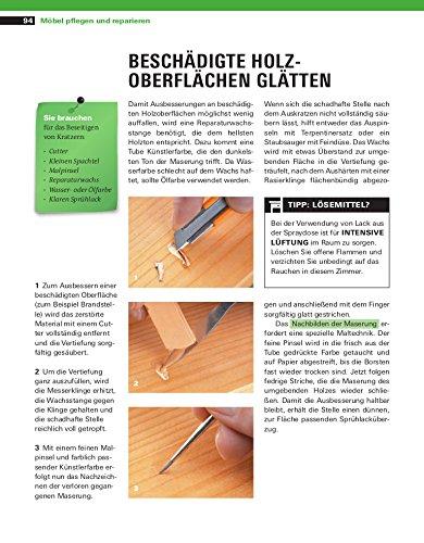 Reparaturen zu Hause: Praxistipps für die wichtigsten Arbeitstechniken – Renovierungsarbeiten – Heizungsanlagen warten und reparieren - 10