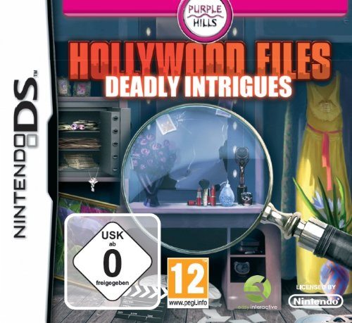 Hollywood Files - [Nintendo DS]