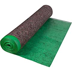 For use with engineered wood and laminate flooring Provides cushion over concrete and wood subfloors 360-Feet square roll.The IIC and STC tests measure sound transference from an upper level room to a lower level room. The IIC measures sound such as ...
