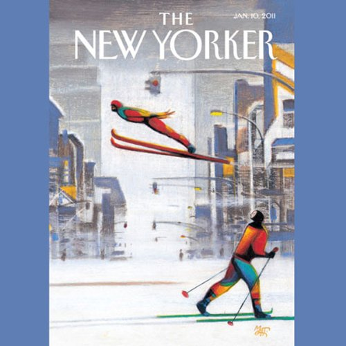 The New Yorker, January 10th 2011 (Mike Peed, Peter Maass, Ian Frazier) audiobook cover art
