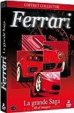 Ferrari - La grande saga [Francia] [DVD]