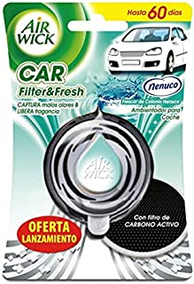 Air Wick Nenuco Car Filter & fresh Air Freshener