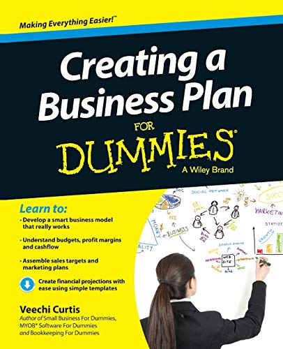 Compare Textbook Prices for Creating a Business Plan For Dummies 1 Edition ISBN 9781118641224 by Curtis, Veechi