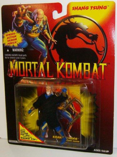 Hasbro Mortal Kombat - Shang Tsung 1994 10,16 cm
