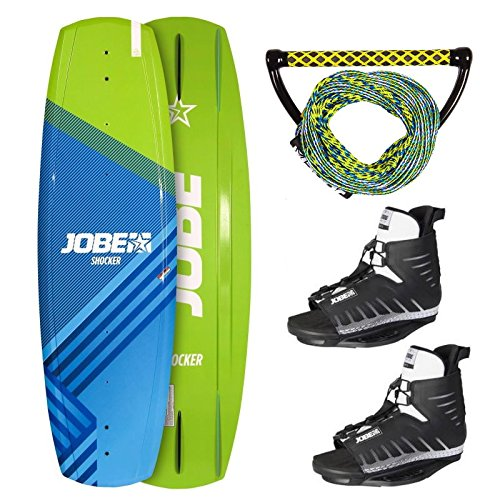 Jobe Wakeboard Shocker 136 Package mit Wakeboardbindung Hantel