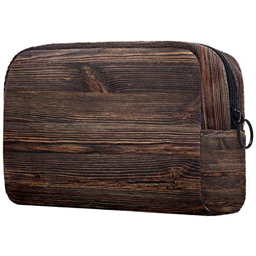 Bolsa de maquillaje de viaje, nailon resistente al agua, tablero de dardos (1)