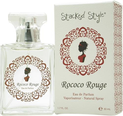 Stacked Style By Stacked Style For Women. Rococo Rouge Eau De Parfum Spray 1.7 OZ by STACKED STYLE