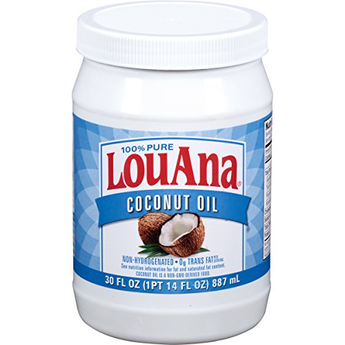 LouAna Coconut Oil 100% Pure