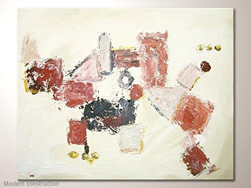 Grosses Gemälde, Wandbild in Acryl: