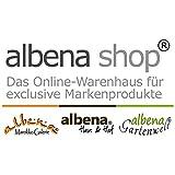 albena shop 73-109 orientalisches Tablett Kerzenteller Silber (ø 40,5 cm, Modell: Yasha) - 7