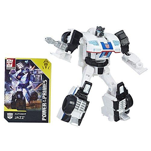 Transformers E1125 Deluxe Autobot Jazz Action Figure