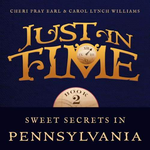 Sweet Secrets in Pennsylvania audiobook cover art