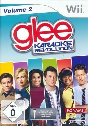 Glee - Karaoke Revolution - Volume 2 [Edizione: Germania]