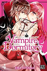 Vampire Dormitory Edition simple Tome 4