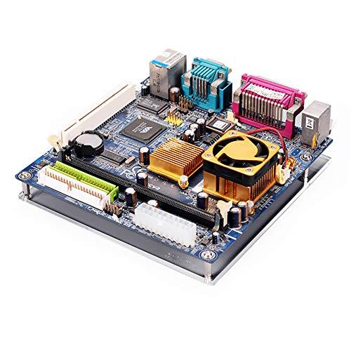 PC テストベンチ オープンフレーム アクリル 透明 DIY ベーススタンド ベアフレーム グラフィックカード コンピュータ ブラケット EATX