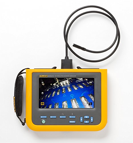 Fluke FLK-DS703 FC High Resolution Diagnostic Videoscope with FC, 1280 x 800 Pixels