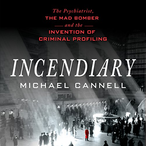 Incendiary audiobook cover art