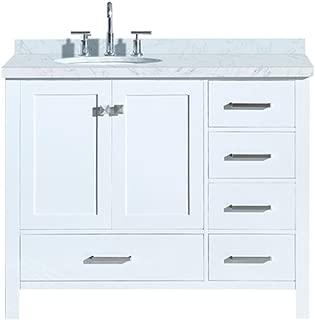 43 bathroom vanity combo