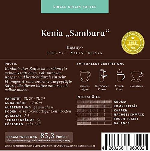 BKR | Kaffee | Kenia | AA+