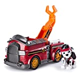 Paw Patrol 6037967 Paw Vehicle-Marshall Mission Camión de Bomberos