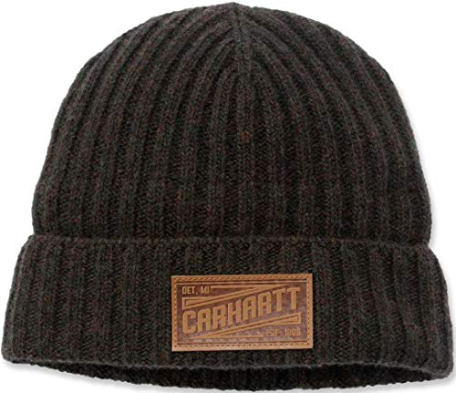 Carhartt Seaford Hat Sombrero, verde oscuro, Talla única Unisex Adulto