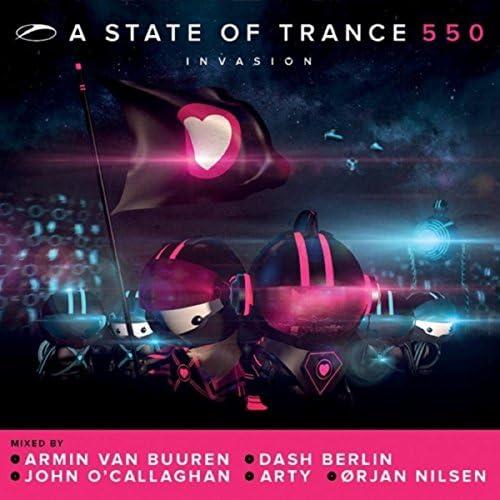Armin van Buuren, Dash Berlin, John O'Callaghan, Arty & Orjan Nilsen