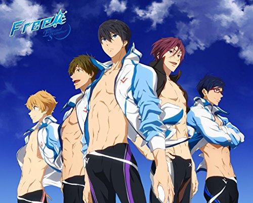 Free Poster Iwatobi Swim Anime Club Wall Art Japan Home Decor Promo Eternal Summer Shipping Makoto Haruka Nagisa ES Rin