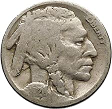 1926 BUFFALO NICKEL 5 Cents of United States of America USA Antique Coin i43680