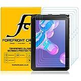 Forefront Cases Protector de Pantalla para Samsung Galaxy Tab Active Pro, Cristal Templado - 5 Unidad - Galaxy Tab Active Pro 10.1 Protector de Pantalla - Resistente a los Arañazos, Claridad HD