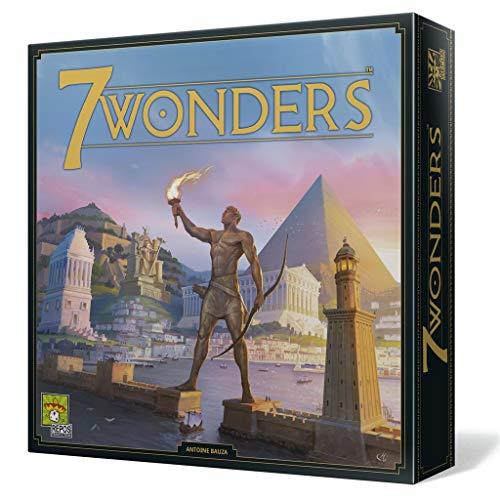 Juego De Mesa Seven Wonders