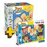 LIBROLANDIA Super Pasqualone Mickey Gigio '21, P0300000 con puzle de ratón Gigio Supercolor Gigio-24 Maxi piezas