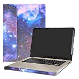 Alapmk Protective Case Cover for 15.6' ASUS VivoBook S15 S510 S510UA S510UQ S510UN F510UA X510UQ Series Laptop(Warning:Not fit Other Model),Galaxy