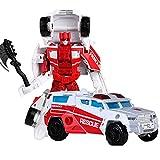 Trạnsfórměrs Toy, Ultimate Class Grimlock Action Figure, Generations Power of The Primes, Manual Deformed Car Robot Model