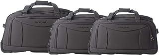 Giordano Luggage Trolley Bags Set of 3 Pcs, Grey, 25-411
