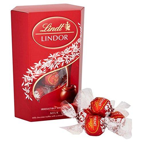 Lindt Lindor chocolat au lait 200g