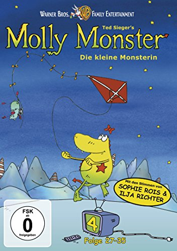 Molly Monster - Vol. 4 (Episoden 27-35)