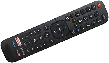 HCDZ Replacement Remote Control for Sharp EN2A27S LC-60N7000U LC-65N9000U LC-75N8000U LC-55P6000U LC-65P6000U AQUOS Smart LCD LED HDTV TV