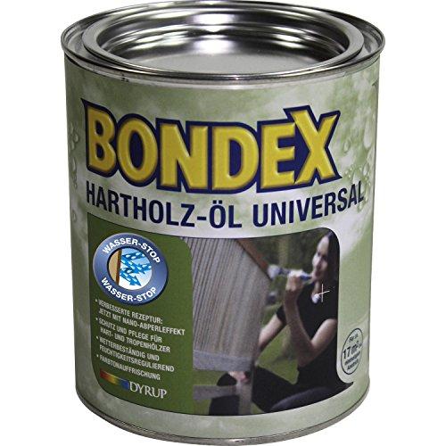 Bondex Hartholz-Öl Universal Farblos 0,75 l - 329623