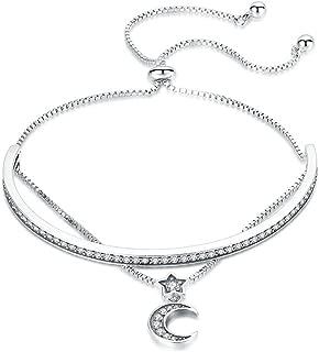 star bracelet sterling silver