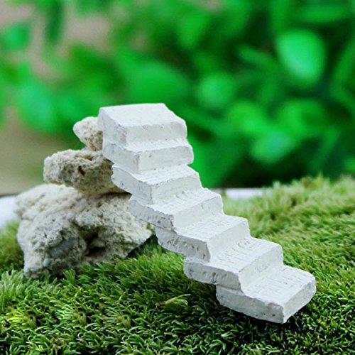 kungfu Mall - Mini decoración de Paisaje para escaleras de jardín (Resina): Amazon.es: Jardín