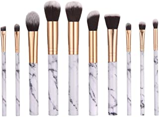 STELLAIRE CHERN 10 Pieces Professional Makeup Brush Set Cosmetic Brushes Kit