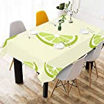 Green-Lime-Lemon-Custom-Cotton-Linen-Printed-Square-Stain-Resistant-Table-Linens-Cloth-Cover-Tablecloth-for-Kitchen-Home-Dining-Room-Tabletop-Decor-60×84-Inch