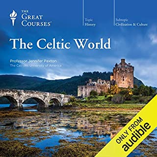 The Celtic World audiobook cover art