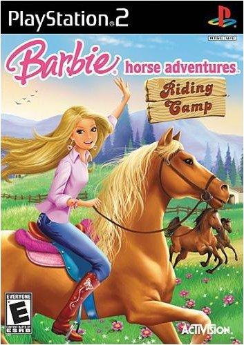 Barbie Horse Adventures: Riding Camp - PlayStation 2