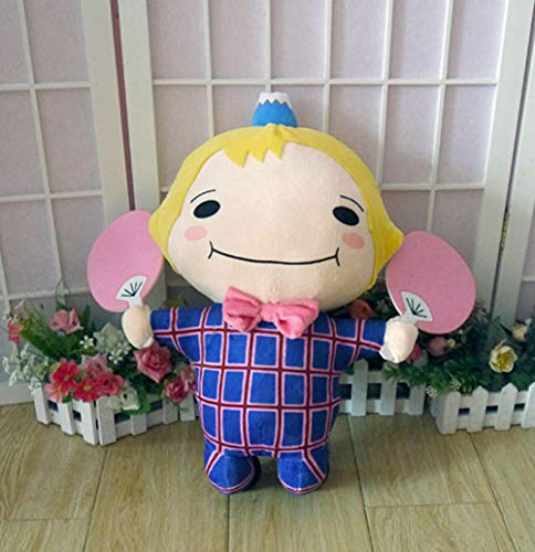 BOIPEEI 1Pc 40Cm Soft Toy Plush Doll Japanese Anime Cosplay Toy Cool Cute Soft Stuffed Pillow For Gift