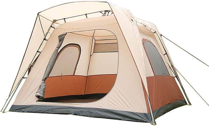 DXDCV Tente instantanée Facile à Installer, Tente de Camping, Conception avancée de Ventilation for Tente étanche, randonnée en Montagne, Survie en Montagne, Alpinisme